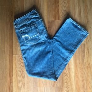 American Eagle Slim Boot stretch jeans